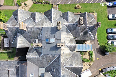 Building & Roof Inspection - Abergavenny, Monmouthshire, South Wales
