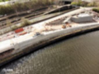 Construction Site Drone Topographical Surveys - Devon