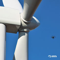 Wind Turbine Drone Inspection Services
