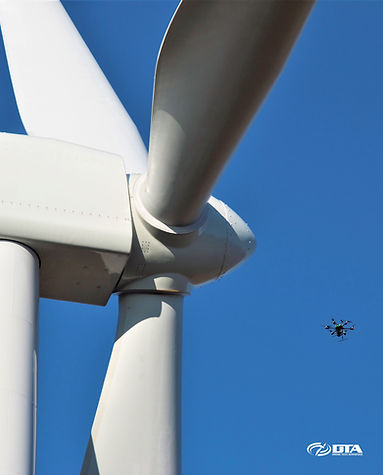 Drone Tech Aerospace (DTA) Wind Turbine Inspections, Topographical Surveys, and 3D Modelling services delivered throughout the United Kingdom, including Bath, Birmingham, Bristol, Cardiff, Gloucester, Leeds, Liverpool, London, Manchester, Southampton, York