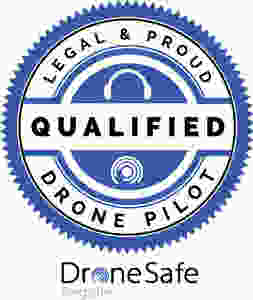DroneSafe Register logo - Drone Tech Aerospace is a member