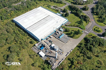 Drone Industrial Roof Inspection - Swansea, South Wales