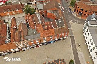 Aerial Drone Photo - Wokingham