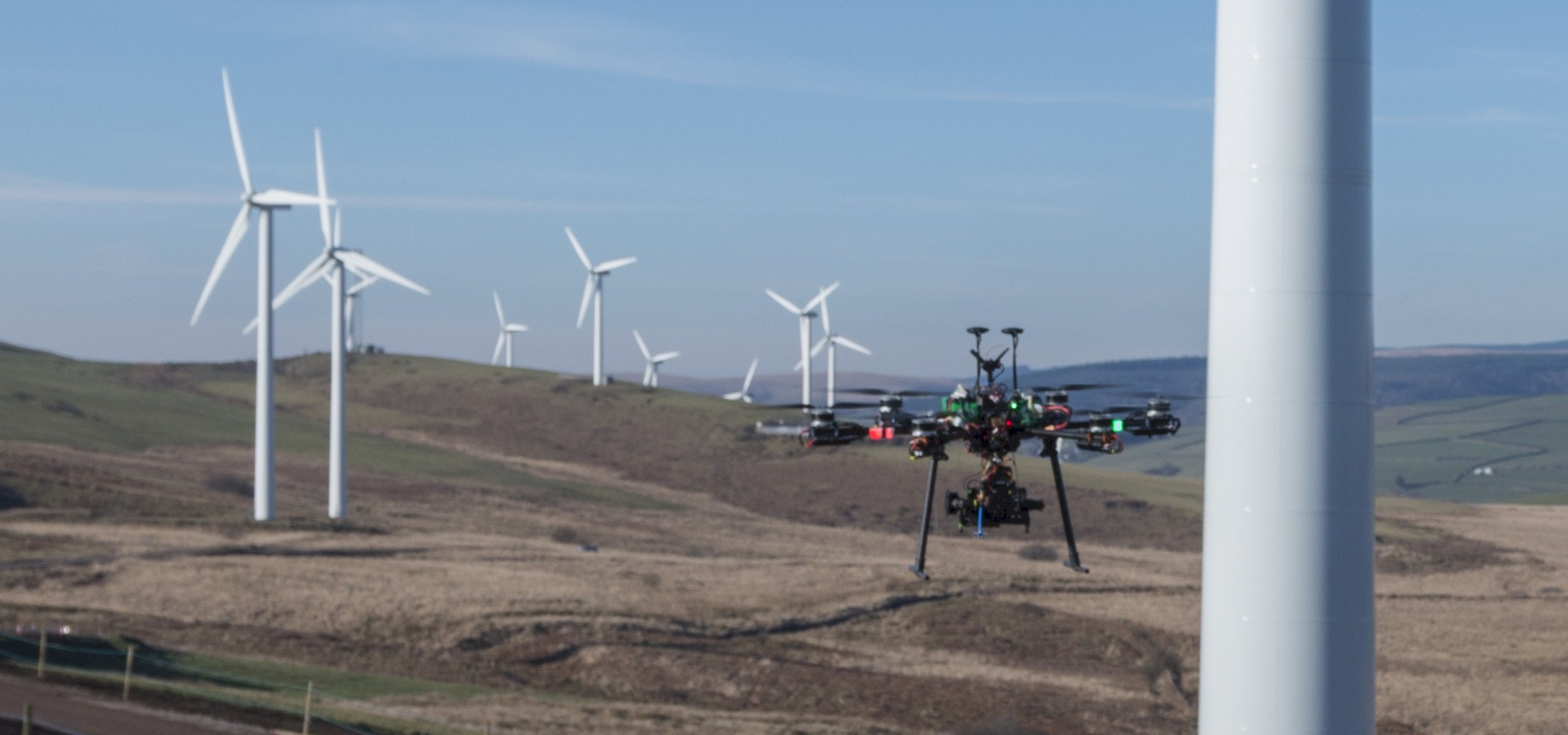 Windfarm Inspections & Surveys