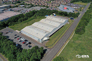 Industrial Property Drone Inspections & Surveys for Facilities Management
