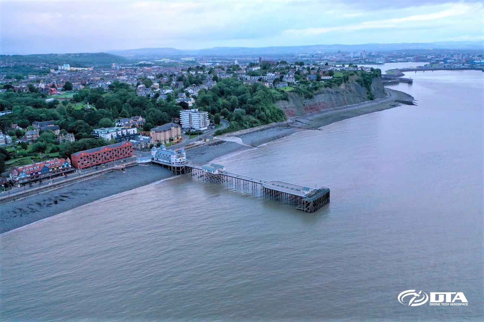 Penarth Pier #1 - Aug19