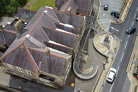 Commercial Roof & Building Inspection Using Aerial Drones & Elevated MASTs - Anglesey, North Wales
