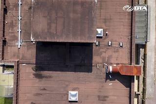Coleg y Cymoedd - Drone Roof Inspection.