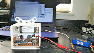 DTA RFID Drone Project R&D for Atkins.jp