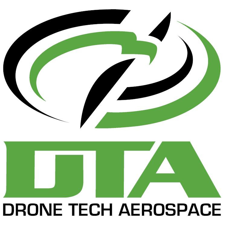 New corporate logo for Drone Tech Aerospace Ltd, Cardiff, South Wales