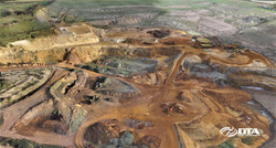 Quarry Topographical Land Survey