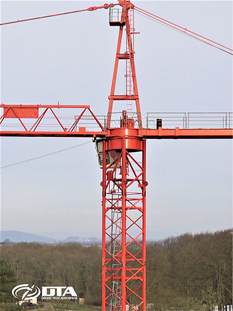 Construction and Industrial Structure Drone Inspections - Wiltshire
