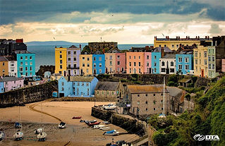 Drone Domestic Roof Inspection - Tenby, Pembrokeshire, West Wales