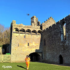 Heritage Site Drone Inspection Services