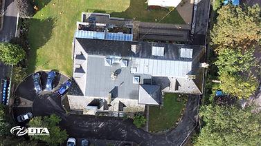 Aerial Drone Nadir View Photo - Hanover House, Cheltenham, GL51 3BG.JPG