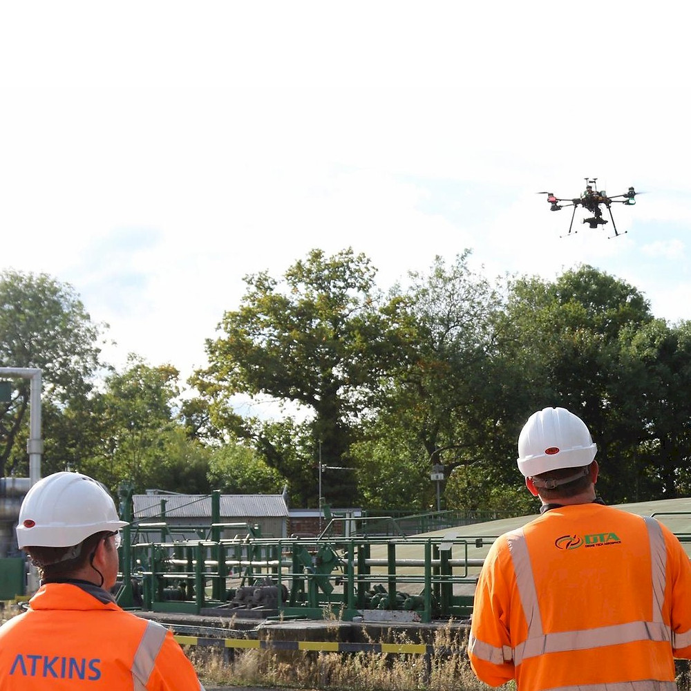 Accuracy and quality in drone photogrammetry topographical surveying.