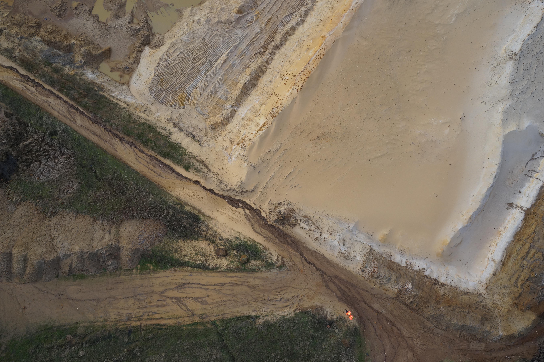 Quarry Nadir Image