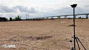 Drone Construction Site Topo Survey - Bristol