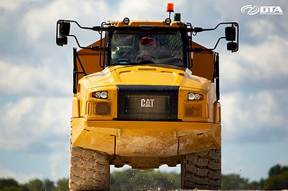 CAT Heavy Hauler - Construction & Quarry