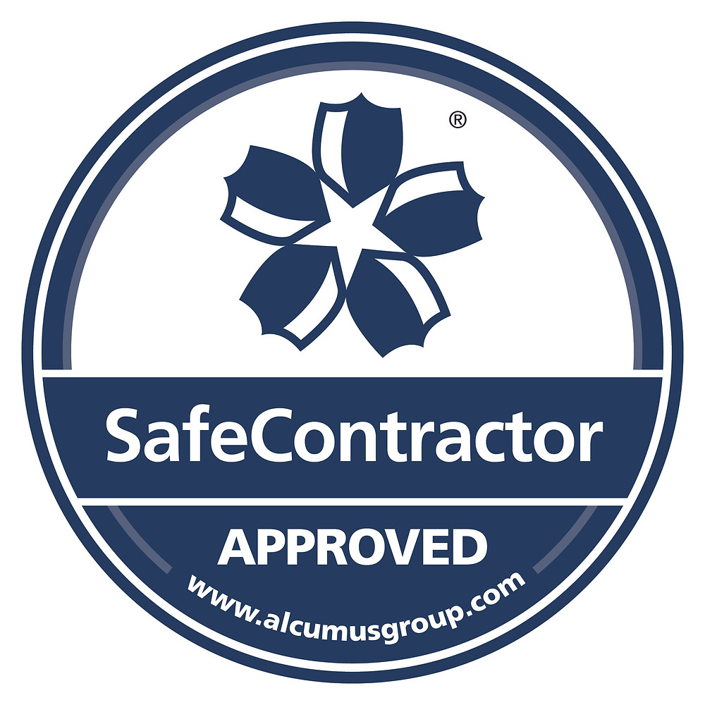 SafeConctractor Approved Logo. DRONE TECH AEROSPACE LTD has been audited and received accreditation renewal from Alcumus SafeContractor for achieving excellence in health and safety in the workplace.  Alcumus SafeContractor is a leading third party accreditation scheme which recognises extremely rigorous standards in health and safety management amongst contractors and is used by thousands of organisations in the UK including SMEs and FTSE 100 companies.  DRONE TECH AEROSPACE (DTA) is a technology leader and prominent supplier in the aerial drone services sector, specialising in the construction, engineering, industrial installations, quarrying & mining, and utilities industries.    With a fast growing revenue stream, DTA's most significant clients include major construction companies, engineering consultancies, quarrying & mining companies and utilities.
