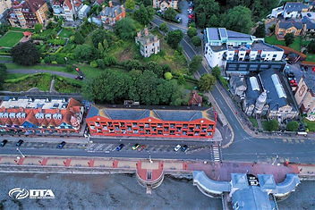Drone Inspection Services - Penarth, Cardiff, South Wales