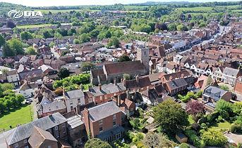 Aerial Drone Photography - Marlborough, Wiltshire