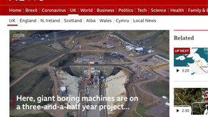 DTA Drone PR Video footage features prominently on BBC