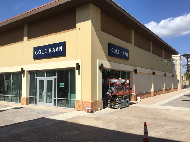 cole haan tanger outlet