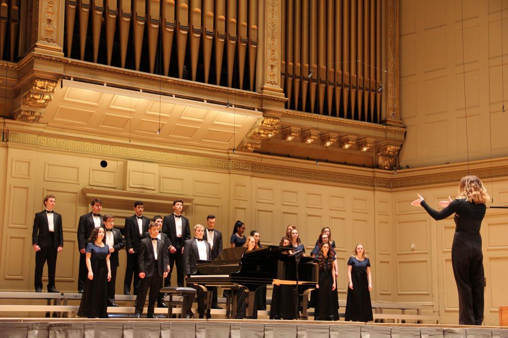 A Cappella - Symphony Hall