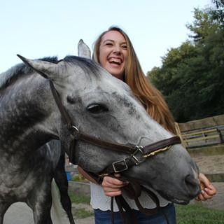 Amanda.Horse.Laughter