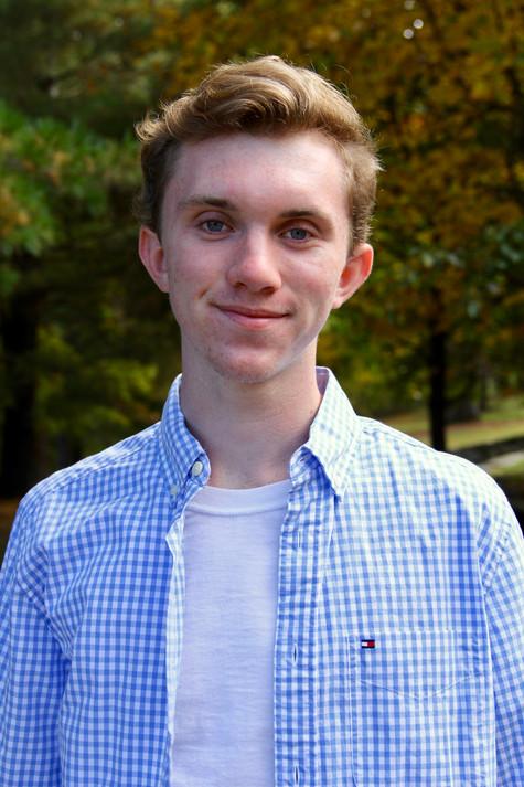 Colin. Tight Portrait