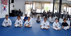 Kids in Meditation
