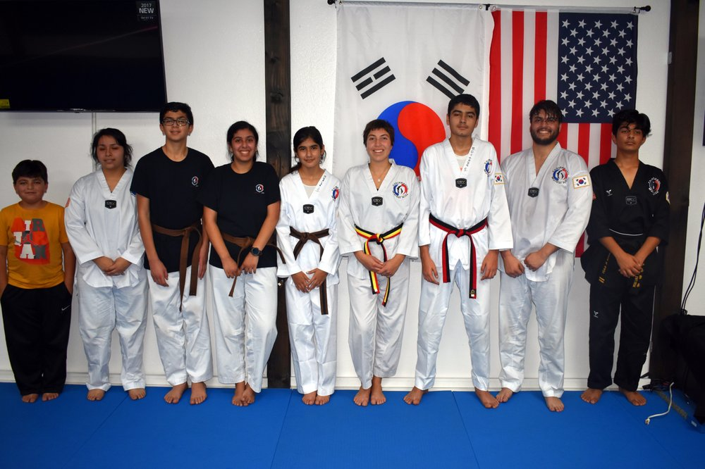 Boy & Girls Teen Class All Belts