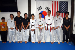 Boy & Girls Teen Class All Belts