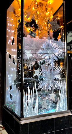 Storefront Winter by GiGi