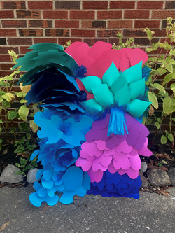 Layered Flowers by GiGi