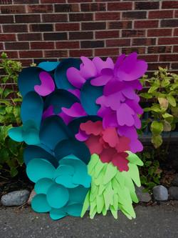 Funky Flowers by GiGi
