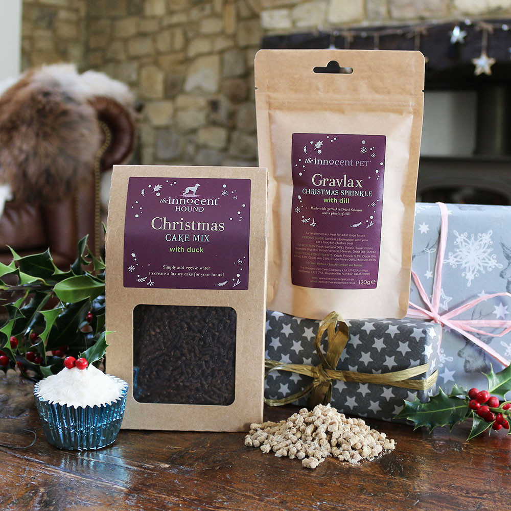 The Innocent Hound Christmas Range