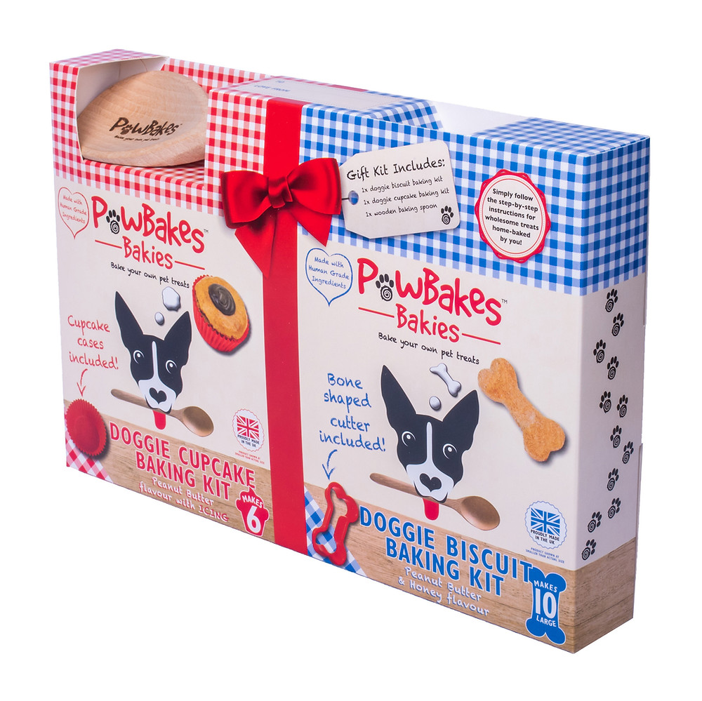 Pawbakes Gift Set for Christmas