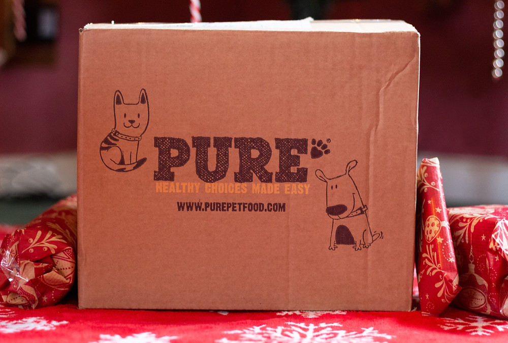 Pure Pet Food Christmas Bundle