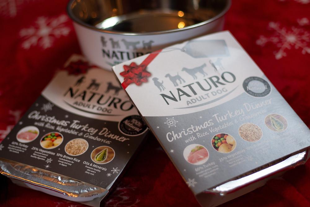 Naturo Christmas Dinner