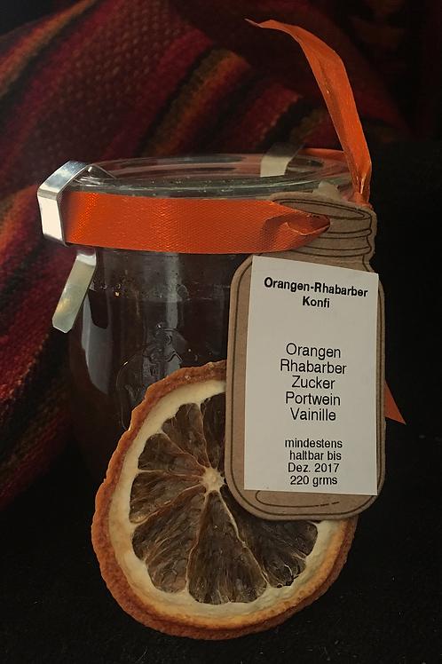 Orangen Konfi