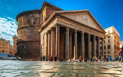 ROME, AU FIL DE L'EAU