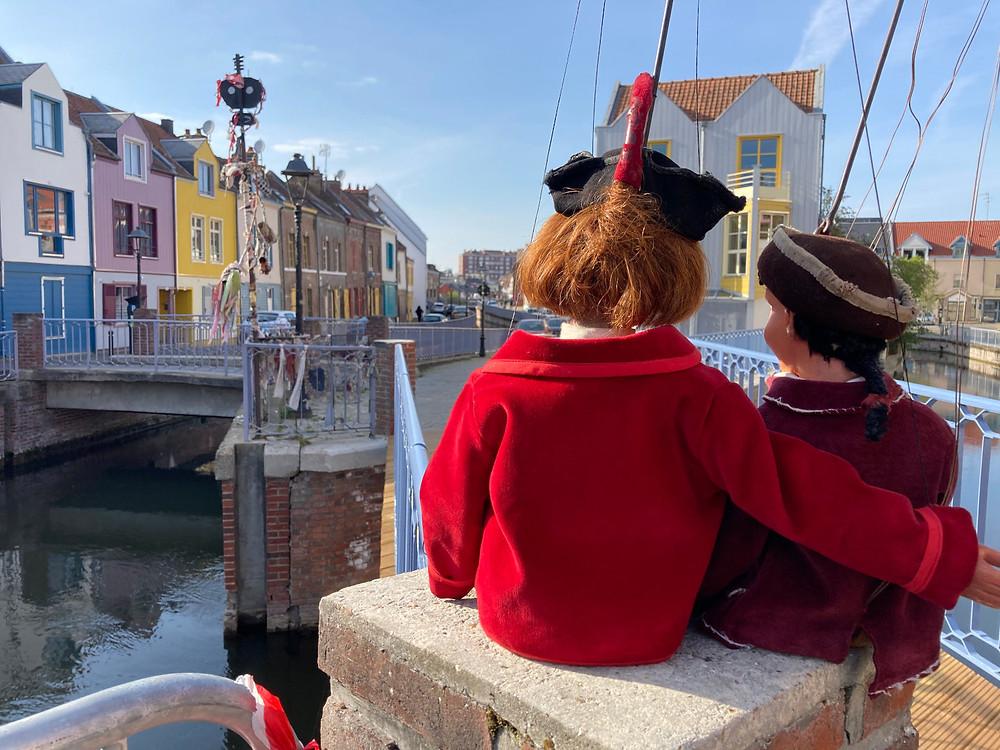 Visiter Amiens et le quartier St-Leu