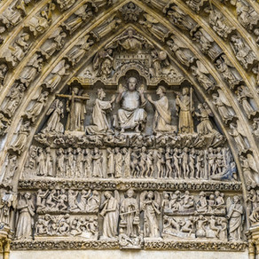 La cathédrale d'Amiens, plus vaste cathédrale de France