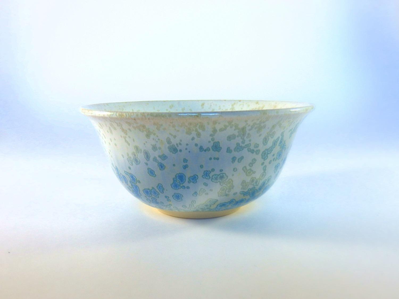 Bol céramique bleu