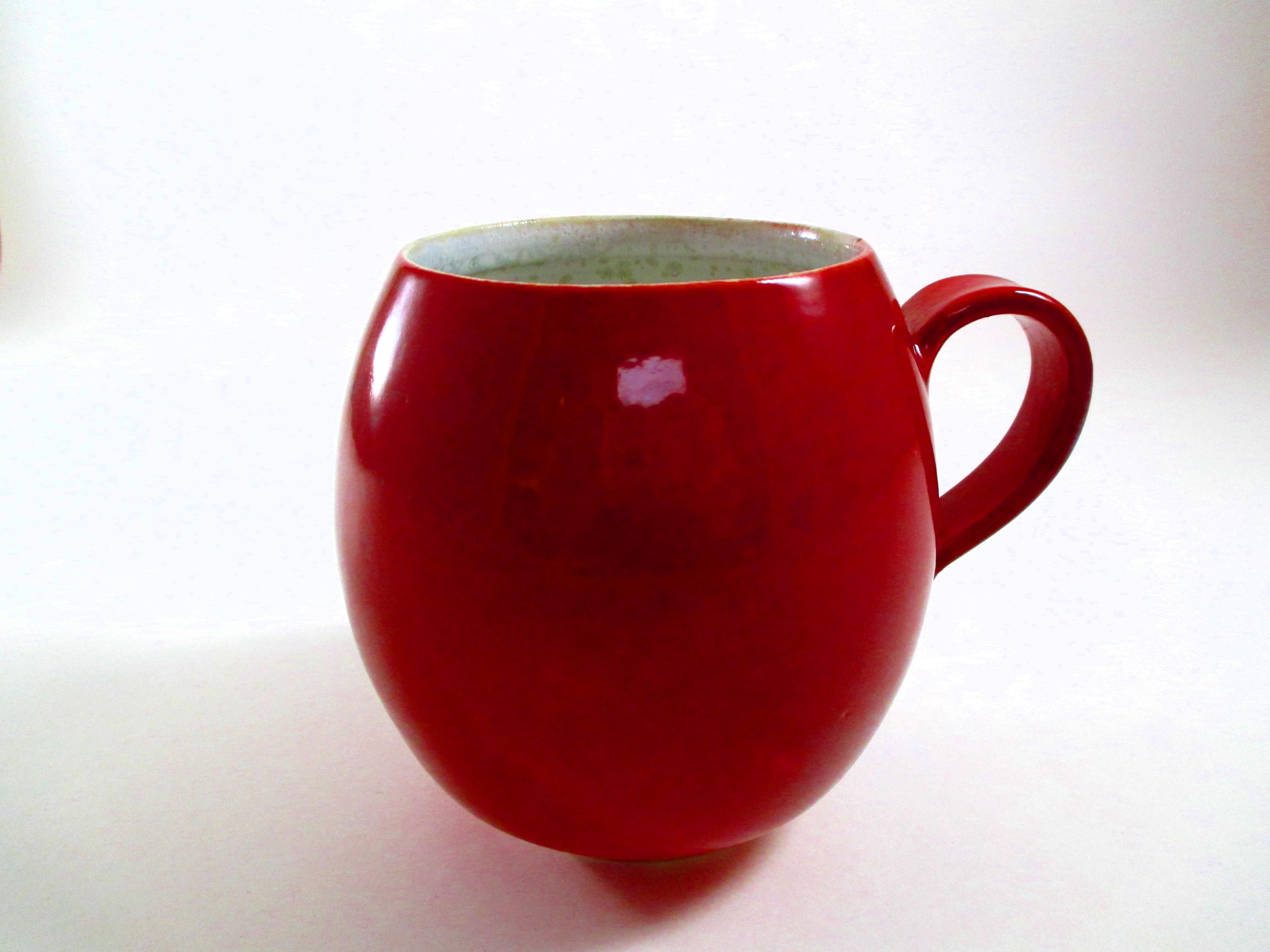 Grand Mug Rouge