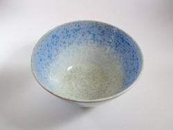 Saladier Nacré Bleu