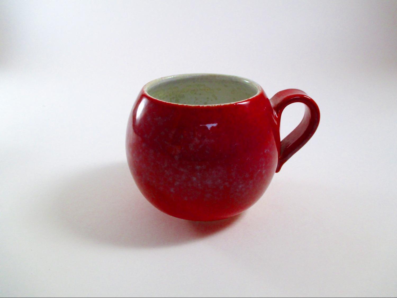 Petit Mug Rouge