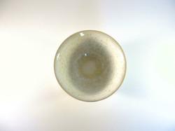 Bol céramique intérieur blanc